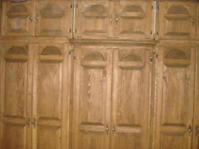 Closet rustico closets cocinas y proyectos de chihuahua for Closet rusticos